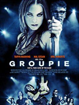"""Постер к фильму """"Фанатка"""" /Groupie/ (2010)"""