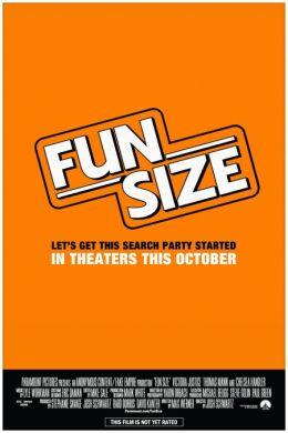 """Постер к фильму """"Смешной размер"""" /Fun Size/ (2012)"""