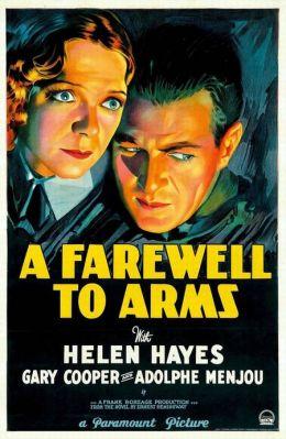 """Постер к фильму """"Прощай, оружие"""" /A Farewell to Arms/ (1932)"""