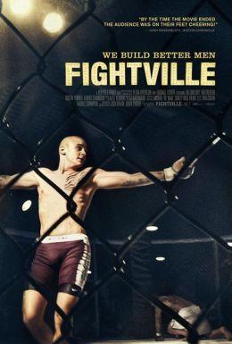 "Постер к фильму ""Fightville"" /Fightville/ (2011)"