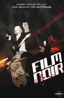 """Постер к фильму """"Очень мрачное кино"""" /Film Noir/ (2007)"""