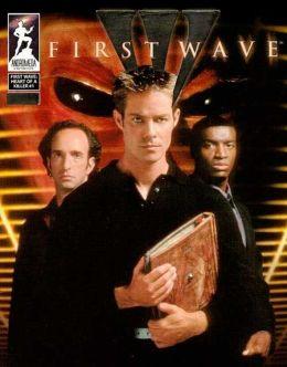 """Постер к фильму """"Первая волна"""" /First Wave/ (1998)"""