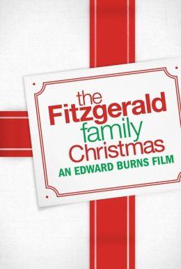 """Постер к фильму """"Рождество Фитцджеральдов"""" /The Fitzgerald Family Christmas/ (2012)"""