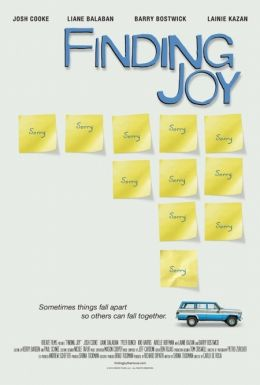 """Постер к фильму """"Finding Joy"""" /Finding Joy/ (2013)"""