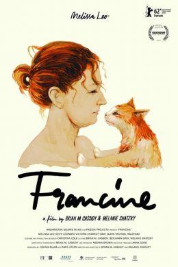 """Постер к фильму """"Франсин"""" /Francine/ (2012)"""