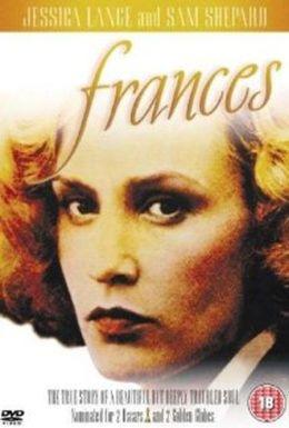 """Постер к фильму """"Фрэнсис"""" /Frances/ (1982)"""