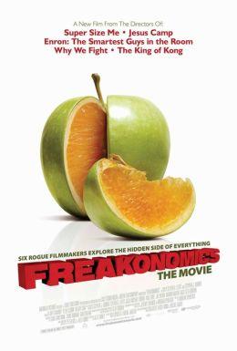 """Постер к фильму """"Фрикономика"""" /Freakonomics/ (2010)"""