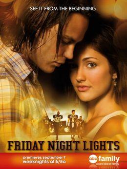 """Постер к фильму """"Огни ночной пятницы"""" /Friday Night Lights/ (2006)"""