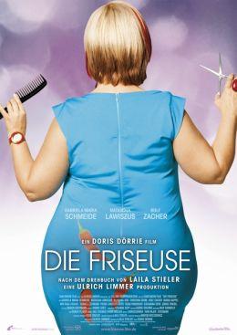 """Постер к фильму """"Парикмахерша"""" /Die Friseuse/ (2010)"""