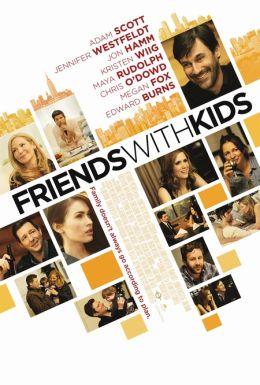 """Постер к фильму """"Дети сексу не помеха"""" /Friends with Kids/ (2012)"""