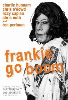 "Постер к фильму ""Фрэнки наводит шорох"" /Frankie Go Boom/ (2012)"