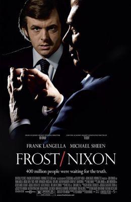 """Постер к фильму """"Фрост против Никсона"""" /Frost/Nixon/ (2008)"""