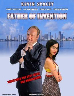 """Постер к фильму """"Гениальный папа"""" /Father of Invention/ (2010)"""