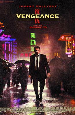 """Постер к фильму """"Возмездие"""" /Vengeance/ (2009)"""