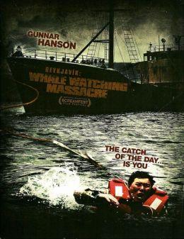 "Постер к фильму ""Гарпун: Резня на китобойном судне"" /Reykjavik Whale Watching Massacre/ (2009)"