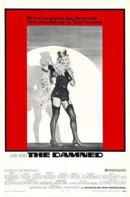 "Постер к фильму ""Гибель богов"" /La caduta degli dei/ (1969)"
