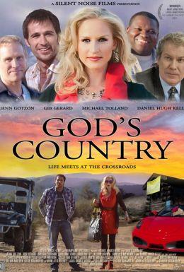 """Постер к фильму """"God's Country"""" /God's Country/ (2012)"""