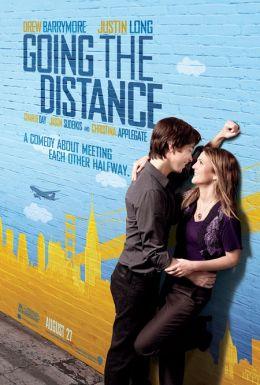 """Постер к фильму """"На расстоянии любви"""" /Going the Distance/ (2010)"""