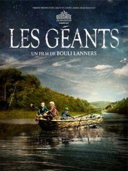 """Постер к фильму """"Гиганты"""" /Les geants/ (2011)"""