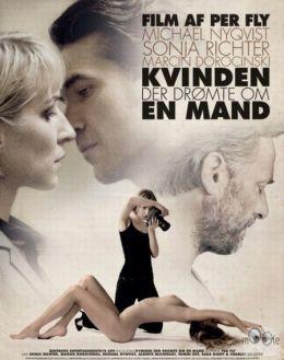"""Постер к фильму """"Женщина, которая мечтала о мужчине"""" /Kvinden der dromte om en mand/ (2010)"""