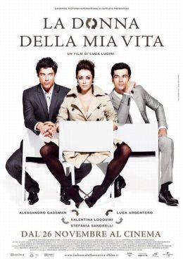 "Постер к фильму ""Женщина моей жизни"" /La donna della mia vita/ (2010)"