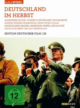 "Постер к фильму ""Германия осенью"" /Deutschland im Herbst/ (1978)"