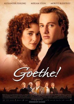 """Постер к фильму """"Гёте!"""" /Goethe!/ (2010)"""