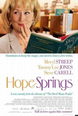 """Постер к фильму """"Весенние надежды"""" /Hope Springs/ (2012)"""