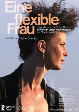 "Постер к фильму ""Гибкая женщина"" /Eine flexible Frau/ (2010)"