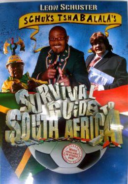 """Постер к фильму """"Гид по выживанию в Южной Африке от Шукса Тшабалалы"""" /Schuks Tshabalala's Survival Guide to South Africa/ (2010)"""