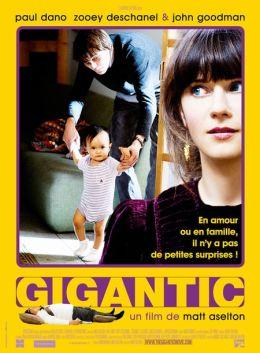 """Постер к фильму """"Гигантик"""" /Gigantic/ (2008)"""