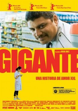 """Постер к фильму """"Гигант"""" /Gigante/ (2009)"""