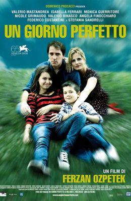 """Постер к фильму """"Идеальный день"""" /Un Giorno perfetto/ (2008)"""