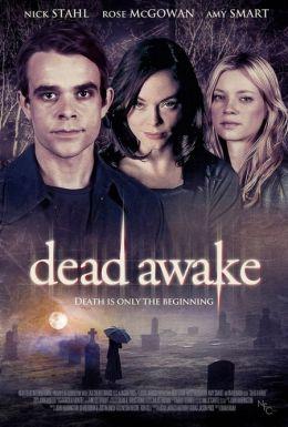 """Постер к фильму """"Живой мертвец"""" /Dead Awake/ (2010)"""