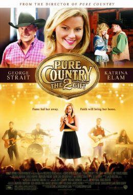 "Постер к фильму ""Жизнь в стиле кантри 2"" /Pure Country 2: The Gift/ (2010)"