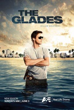 """Постер к фильму """"Болота"""" /The Glades/ (2010)"""