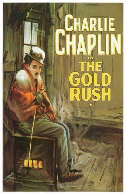 """Постер к фильму """"Золотая лихорадка"""" /The Gold Rush/ (1925)"""