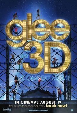 "Постер к фильму ""Glee Live! 3D!"" /Glee Live! 3D!/ (2011)"