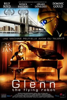 "Постер к фильму ""Гленн 3948"" /Glenn, the Flying Robot/ (2010)"