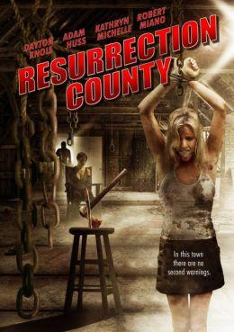 """Постер к фильму """"Глушь"""" /Resurrection County/ (2008)"""