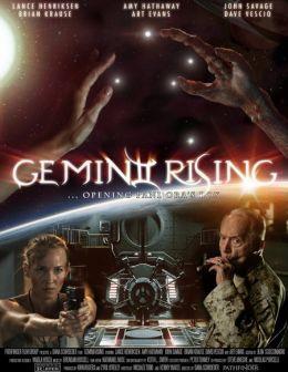 "Постер к фильму ""Gemini Rising"" /Gemini Rising/ (2012)"