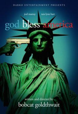 """Постер к фильму """"Боже, благослови Америку"""" /God Bless America/ (2011)"""