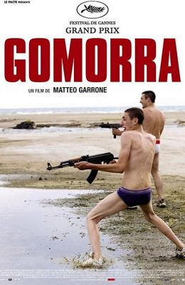 "Постер к фильму ""Гоморра"" /Gomorra/ (2008)"
