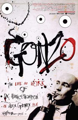 "Постер к фильму ""Гонзо: Страх и ненависть в Лас-Вегасе!"" /Gonzo: The Life and Work of Dr. Hunter S. Thompson/ (2008)"