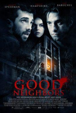 """Постер к фильму """"Хорошие соседи"""" /Good Neighbours/ (2010)"""