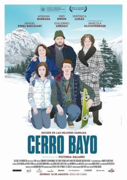 """Постер к фильму """"Гора Байо"""" /Cerro Bayo/ (2010)"""
