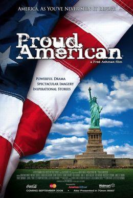 """Постер к фильму """"Гордый американец"""" /Proud American/ (2008)"""