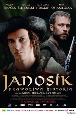 """Постер к фильму """"Горные мстители"""" /Janosik. Prawdziwa historia/ (2009)"""