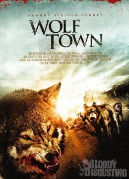 """Постер к фильму """"Город волков"""" /Wolf Town/ (2010)"""