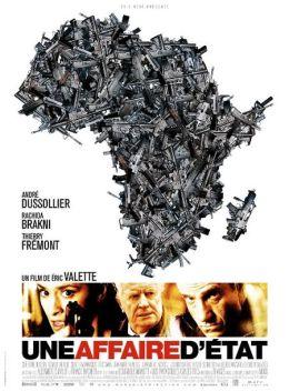 """Постер к фильму """"Государственное дело"""" /Une affaire d'etat/ (2009)"""